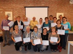 Deelnemers HACCP september 2015
